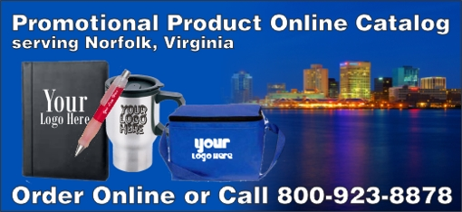 Promotional Products Norfolk, Virginia